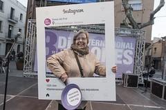 Dia de la Dona Photocall (Ajuntament del Prat) Tags: elpratdellobregat elpratcultura dia de les dones dona