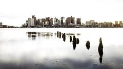 Boston & RI : Sunrise & Sunset (ChubbyTou) Tags: boston flickrfriday nature city sunset sunrise photographer rhodeisland point judith lighthouse water nd nisi cpl