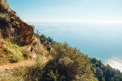 Backpacking In Big Sur (thejoltjoker) Tags: bigsur backpacking youthwithamission trip hike travel camping hiking traveling outdoors california usa dailies dts ywam