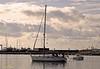 The sunset (Domènec Ventosa) Tags: vilanova cataluña atardecer velero mediterráneo mar costa agua barcos navegar catalonia sunset sailboat mediterranean sea coast water boats surf puerto port