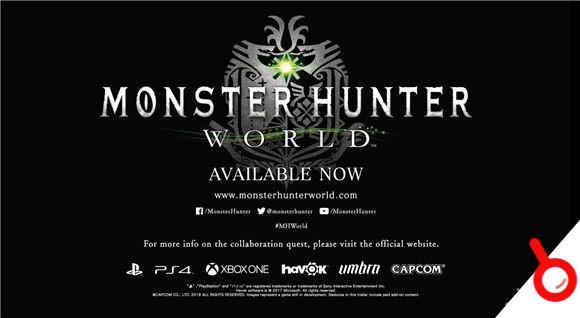 《怪物獵人:世界》宣布將與《鬼泣》但丁聯動