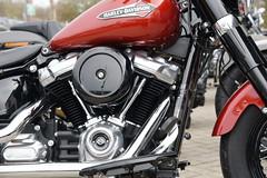 DSC_8943 Harley-Davidson (PeaTJay) Tags: nikon american usa classic sports racing motorcycles bikes reading berkshire harleydavidson engine motor