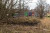 Goods crane base (d0mokun) Tags: derby england unitedkingdom gb friar gate station goods warehouse urbex abandoned decay urban railway