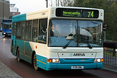 1716 V716 DNL (Cumberland Patriot) Tags: arriva northumbria north east england newcastle upon tyne and wear pte passenger transport executive tyneside