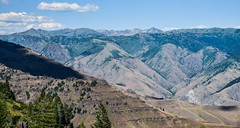 Hells Canyon (maytag97) Tags: maytag97 nikon d750 national wallowa canyon imnaha recreation forest river area whitman oregon landscape view scenic wilderness geology mountain hells outdoor usa mountains valley eastern remote pacific county northwest nature beautiful rugged tourism vacation wild high sevendevils seven devils mounntains