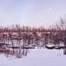 Kettle River in Winter - Sandstone, Minnesota