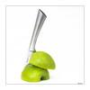 an apple a day... (moniquevantorenburg) Tags: apple fruit knife mes appel groen healthy gezond white wit square vierkant m43 olympus mirrorless spiegelloos olympus124028pro olympusomdem5markii food eten stilllife stilleven highkey