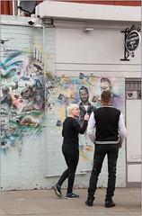 It's You! (Mabacam) Tags: 2018 london richmond richmonduponthames streetart wallart urbanart publicart artwork spraycanart aerosolart painting paint mural freehand urbanwall wall streetphotography graffiti stencil stencilling pauldonsmith