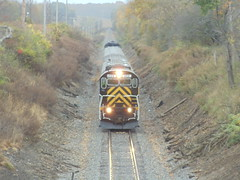 DSC01689 (mistersnoozer) Tags: lal shortline railroad rgvrrm excusion train alco c425 locomotive