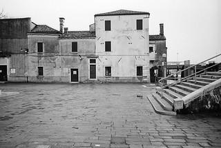 Venezia Fondamente Santa Chiara