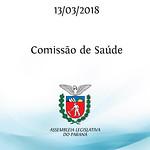 Comissão de Saúde Pública 13/03/2018