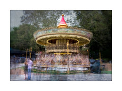 Carousel (Mike Hankey.) Tags: multipleexposures festival carousel sydney city published stacked