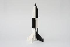 Lego V2 - atana studio (Anthony SÉJOURNÉ) Tags: v2 rocket lego afol moc creator atana studio anthony séjourné