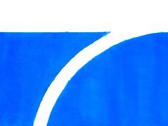 Ferragoodyear (Psettemila Version) (SilViolence) Tags: wall muro paint goodyear vb piemonte piedmont italy italia blue blu minimal minimale minimalismo minimalism bicolor twocolors color colors colour colours 7 seven abstract astratto abstrait abstrakt astrattismo abstraction particolare detail dettaglio pittura decoration decorazione logo crevoladossola gommista ossola p7000 nikon coolpixp7000 coolpix latergram ferragosto biancoblu blubianco whiteblue bluewhite urban urbex urbanexploration urbano town street bivio downward