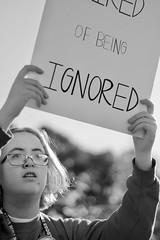 Tired Of Being Ignored (skye-skye) Tags: gun guns violence shooting shootings protest highschool standup neveragain walkout schoolwalkout gunviolence endit enditnow schoolshooting youth teen teens teenager teenagers kid kids children death sad sorrow