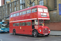 "Routemaster RML""699 SMK699F (Will Swain) Tags: chatham bus station 30th december 2017 buses transport travel uk britain vehicle vehicles county country england english south east medway town routemaster rml699 smk699f"