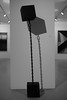 Supported versus suspended (Apoiado versus suspenso) (1969) - António Charrua (1925 - 2008) (pedrosimoes7) Tags: antóniocharrua caloustegulbenkianmuseum moderncollection lisbon portugal iron ferro blackandwhite blackwhite lightandshadows artgalleryandmuseums