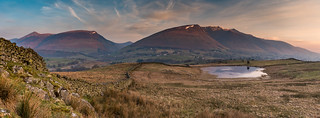Tewet Tarn and Blencathra