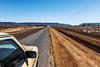 Road to the Sahara desert (iz.e) Tags: morocco sahara desert road trip car way driving