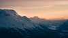 Sunset over Engadin, Switzerland (Nils Leonhardt) Tags: berg mountain himmel landschaft landscape schnee snow winter sonnenuntergang sunset switzerland schweiz engadin graubünden stmoritz nikond810 nikon nikkorlens nikon70200mm light cinematic