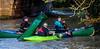 oops a sinking (Bobinstow2010) Tags: wet people botanicgardens oxford bridge river sink canoe boat