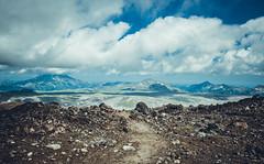 Somethere at volcano by anatoliimalikov -