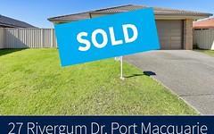 27 Rivergum Drive, Port Macquarie NSW