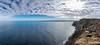 Tjornes and Kelduhvefi (Einar Schioth) Tags: tjornes tjörnes kelduhverfi water winter sky sunshine sea sun shore day canon clouds cloud coast cliff axarfjordur vividstriking blusky nationalgeographic ngc nature landscape photo picture outdoor iceland ísland einarschioth