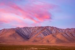 Sierra Foothills Sunrise (pixelmama) Tags: california cosojunction cosojunctionrestarea easternsierrafoothills easternsierras gillstationcosoroad hwy395 olancha pixelmama southernsierranevadamountains sunrise inyo