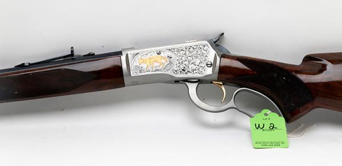 Browning, Model 65 - High Grade. 218 Bee Caliber Lever-Action Rifle in Box ($2,072.00)