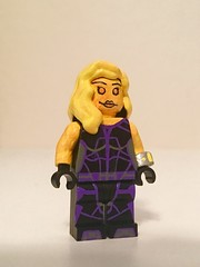 LockVerse: Lazara (The_KomicKing) Tags: lego custom nora fries batman lockverse dc