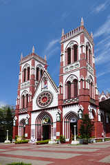 Puducherry Church P1260375 (Phil @ Delfryn Design) Tags: india2018