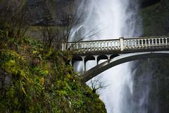 Multnomah Falls (rob8633) Tags: waterfall water nature naturephotography bridge oregon beautiful nikon d7100 tokina river