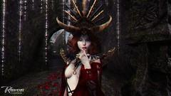 #142 (rhavena.rasmuson) Tags: aii maitreya red catwa moda secondlife