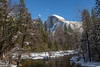 View of Half Dome (FS_photos) Tags: photo outdoorsphotography photography halfdome landscape winter yosemitenationalpark mybest nationalpark yosemitevalley outdoors park canon 01equipment photos snow