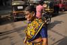 #01 (maksim_milykh) Tags: maharashtra mahape koparkhairane navimumbai mumbai india rickshaw sari woman street