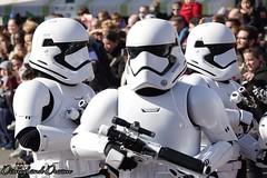 La Marche du Premier Ordre 2018 (Disneyland Dream) Tags: marche premier ordre 2018 disney disneyland paris walt studios star wars captain phasma stormtroopers