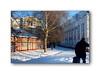 . (Terra Lyusi) Tags: nikond40 color colorful winter tree wall graffiti