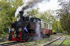 Diakofto Kalavrita rack route (Nikos Kantiris) Tags: diakofto kalavrita steam ose locos rack rails οσε τραινοσε καντηρησ καλαβρυτα διακοφτο οδοντωτοσ