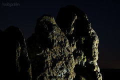 Dark Knights (hoobgoobliin) Tags: rollright stones whispering knights oxfordshire cotswolds monolith dolmen burial place neolithic hoobgoobliin robcharles fujifilmxe2 fujifilm night lighting longexposure handheldlight xf1855mm littlerollright