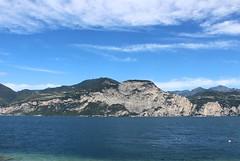 Lago di Garda (GabyF88) Tags: lake lago lagodigarda italy italia summer sunshine water mountains landscape