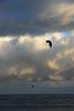 Lydd on Sea (richwat2011) Tags: janfeb2018 kent seaside sea seascape coast coastline shore shoreline southcoast lade lyddonsea nikon d200 18200mmvr clouds cloudysky cloudyday kitesurfing kitesurfer shepway englishchannel
