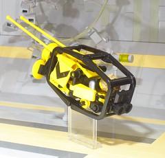 "LSBC2018 ABIDE (Deus ""Big D."" Otiosus) Tags: lego speeder bike motorcycle hovercraft cyberpunk city chase action"