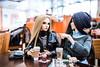 (Jane Kolyadintseva) Tags: bjd abjd doll girl starbucks coffee friends souldoll fairyland
