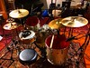 Drum Time (Pennan_Brae) Tags: musicproduction drummer studiolife microphone microphones musicphotography music recording recordingsession recordingstudio musicstudio drum drumkit drumset percussion drums