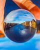PSX_20170809_201956 (nuttyhaze_photography) Tags: visitnorway norge trondheimvikings sunset crystalball travel wanderlust houses architecture