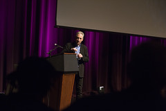 Renowned Physicist Brian Greene Draws Sold Out Crowd at College of DuPage 2018 32 (COD Newsroom) Tags: collegeofdupage cod dupagecounty glenellyn briangreene physics einstein physicist education highereducation campus college university rhodesscholar columbiauniversity centerfortheoreticalphysics stem science engineering technology mathematics math mac mcaninchartscenter themac belushi belushiperformancehall illinois