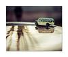 On the road to nowhere (hehaden2) Tags: bus coach toy model corgi bedford birdbath water reflection treyratcliff