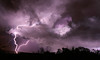 last night's thunderstorm... (tdwrsa) Tags: canoneos70d lightning thunderstorm clouds