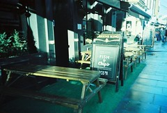 R1-02545-0009 (Chrislukphotography) Tags: london lomography lomo street landscape color iphone iphone8 contax contaxt2 streetsnap bricklane coventgarden cafe light shadow art city urban love sky blue winter